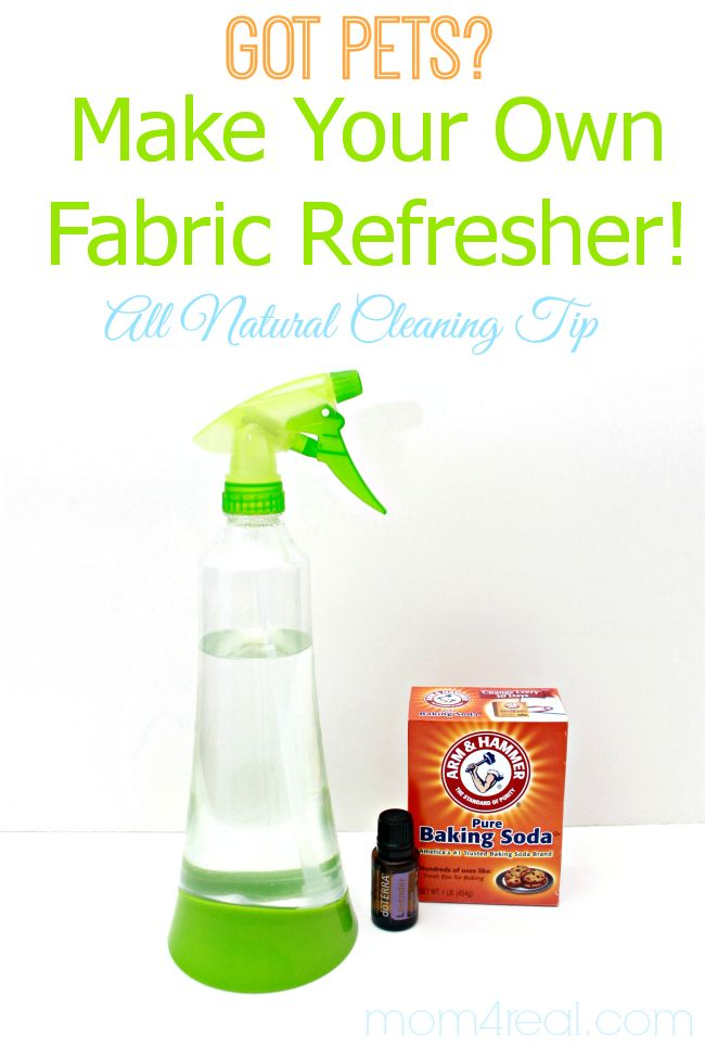 new york jewelry Make Your Own Fabric Refresher   All Natural Cleaning Tip