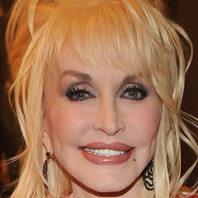 "Dolly Pardon ~""I'm not offended by  dumb blonde jokes because I know that I'm not dumb. I also know I'm not blonde.""    – Dolly Parton"
