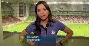 RS Notícias: Maíra Lemos é apresentadora do Globo Esporte de Mi...