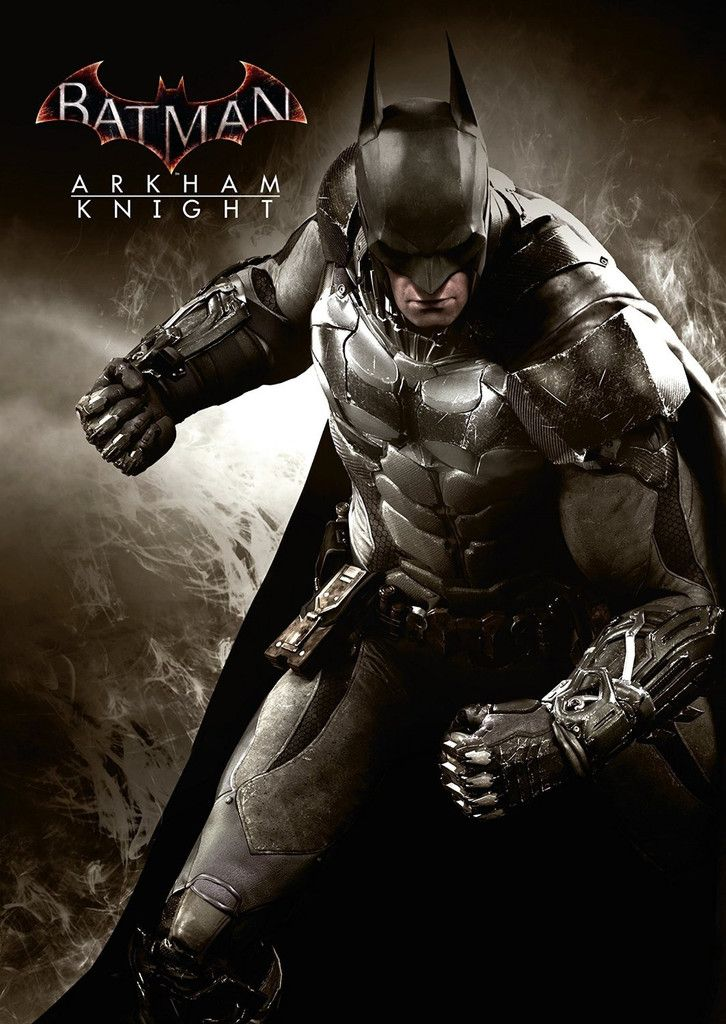 Batman Arkham Knight Poster:
