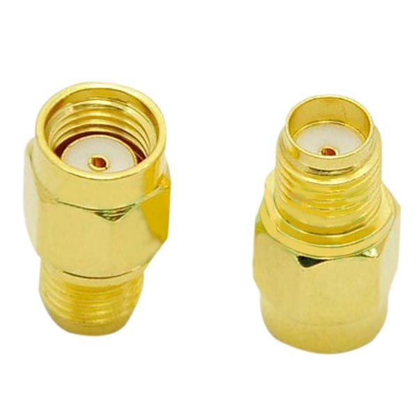 US$1.86 SMA Female To <b>RP</b>-<b>SMA Male</b> Adapter Connector for RC ...