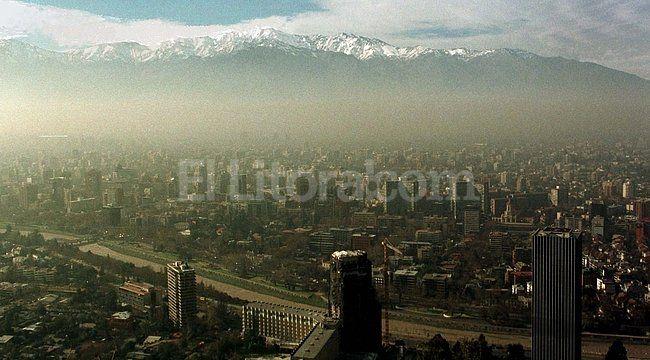 Declaran la alerta ambiental por la mala calidad del aire en Santiago de Chile : : Diario El Litoral - Santa Fe - Argentina : :