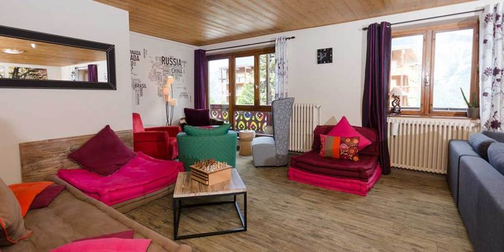 The Drop Inn offers the best cheap snowboard accommodation in Courchevel. We have large group chalets (up to 28), smaller family groups or independents.