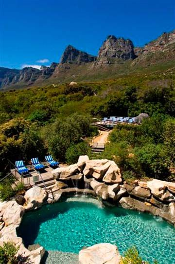 The 12 Apostles Hotel and Spa in Cape Town South Africa in Jetsetters Magazine at www.jetsettersmagazine.com