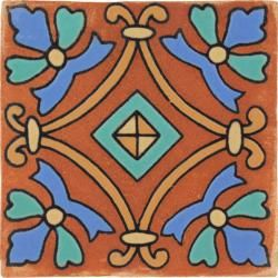 another possible color scheme for outside of house? (very pretty tile, too)