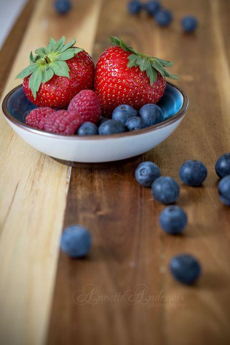 "Photo ""Berries"" by annetteandrews"