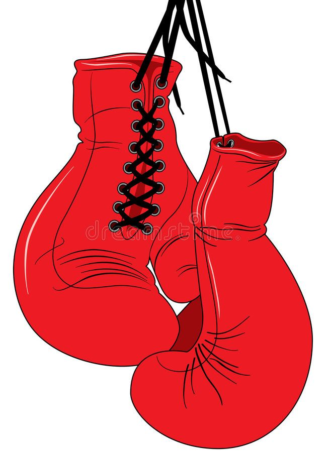30+ Boxing gloves clipart hanging information