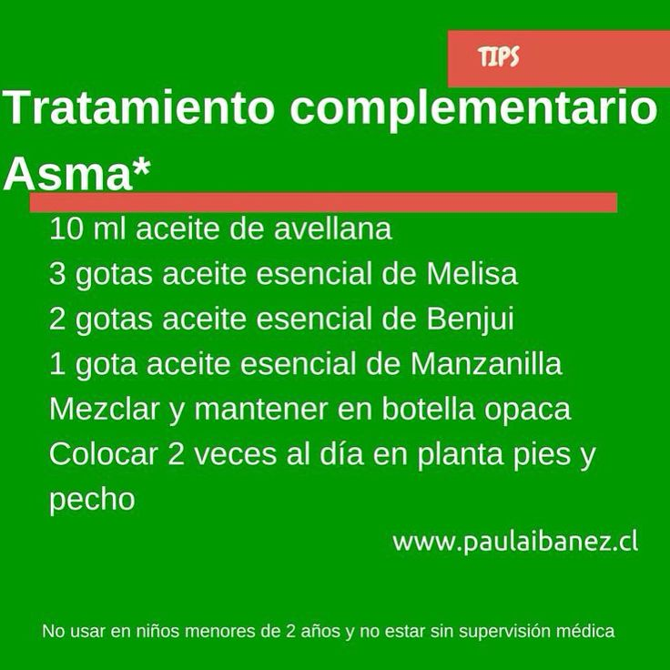 #aromatherapy #aceitesesenciales #asma