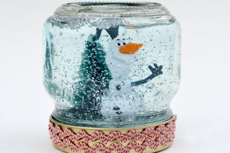 Comment bricoler un globe de neige en quelques étapes faciles! 8 MODÈLES!