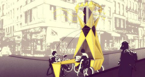 Le projet Matrioshka : des tiers lieux mobiles pour améliorer la ville | L'Atelier : Accelerating Business