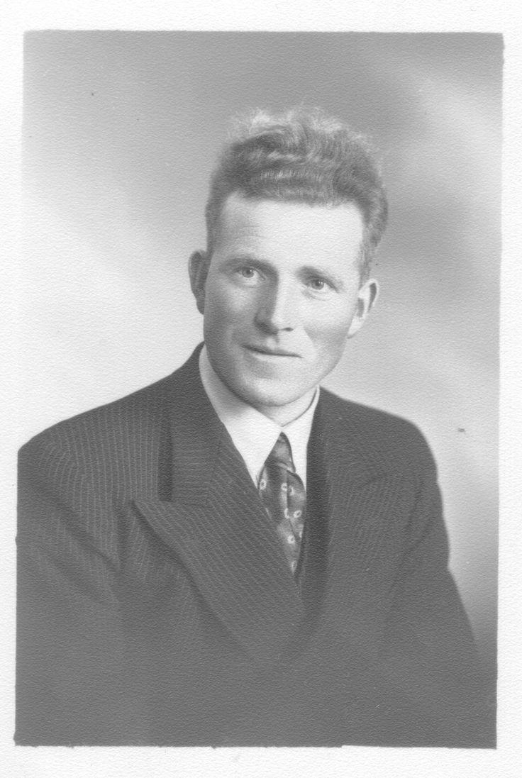My grandfather Endre Søyland