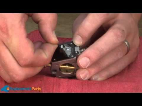 How to Fix a Chainsaw Carburetor - YouTube