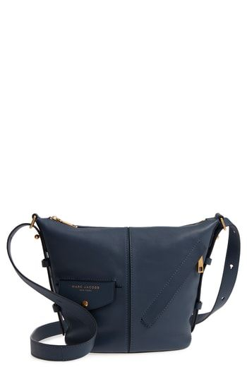 3a30aa5c6d4abd MARC JACOBS The Mini Sling Convertible Leather Hobo | On-Trend ...