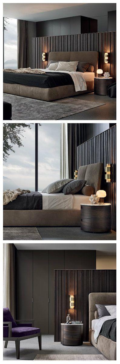 Великолепные настенные светильники смогут украсить спальню оформленную в любом…