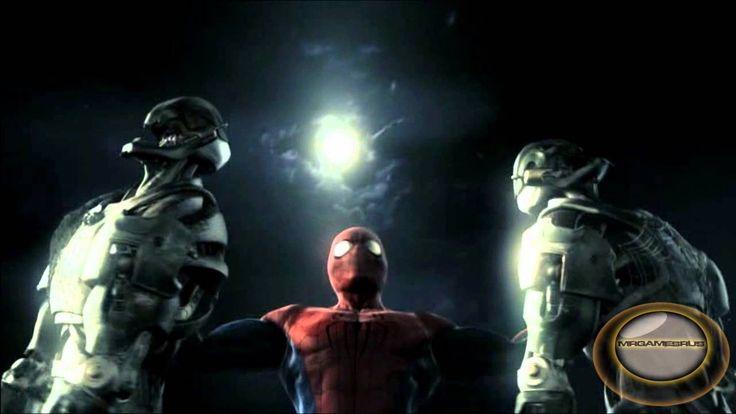 Marvel Ultimate Alliance Intro- HD