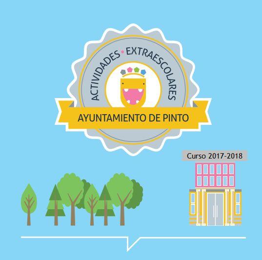 Solicitud de #Extraescolares de los colegios públicos de #Pinto. Curso 2017-2018