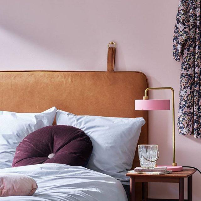 The best place to recharge your batteries #them #headboard #bythornam #madeindenmark #danishdesign #leather #madeindenmark #bedroom #furniture #design #instahome #inspiration #cozy #sleep #dreams #meditation #luxury #bedroom #interiordesign #weekend #chill #sexy #velvet