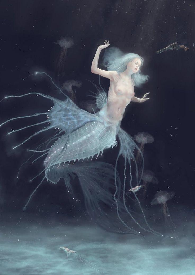 underwater-Surrender by Divedog on DeviantArt