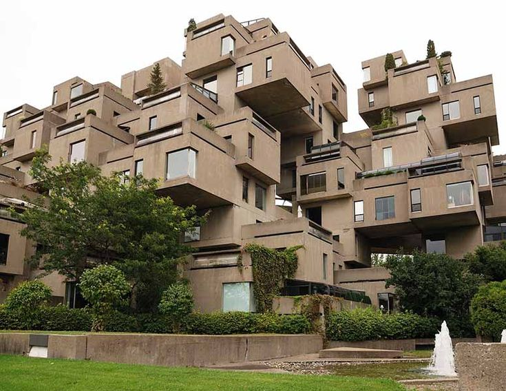 Habitat 67 i Montréal