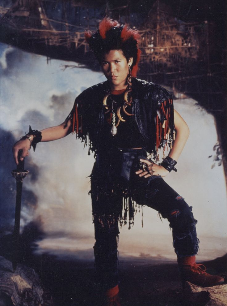 """This Is What Rufio From """"Hook"""" Looks Like Now"""