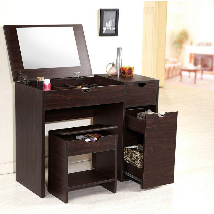 Brown Bedroom Vanities 108 best dressing tables images on pinterest | vanity room, home