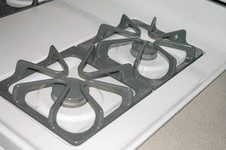 1000 images about clean gas stove on pinterest stains stove and tea kettles - Clean gas range keep looking new ...
