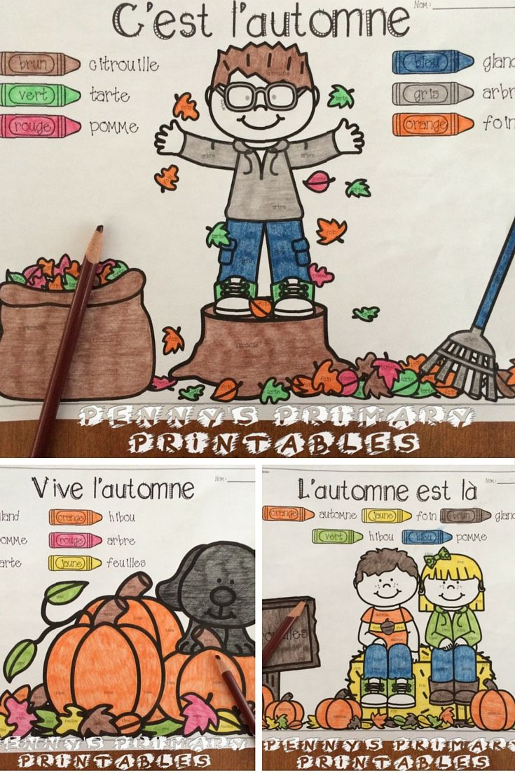 Autumn In Other Languages: 28 Best French Fall Images On Pinterest