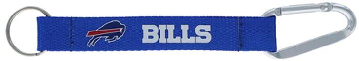 Buffalo Bills Carabiner Lanyard