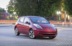 2015 Nissan Leaf price