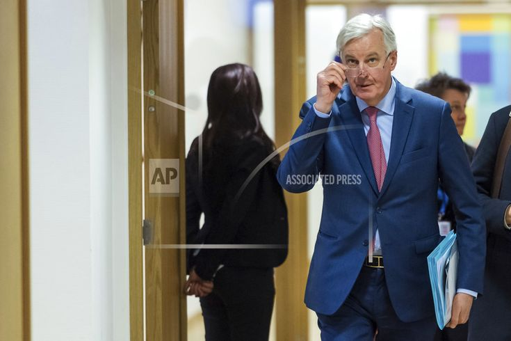 BRUSSELS/January 29, 2018(AP)(STL.News)— The Latest on Brexit negotiations (all times local): 3:20 p.m. The European Union has adopted new orders for its Brexit negotiator laying out the terms of a transition period to help ease Britain out of the bloc after it officially leaves next y... Read More Details: https://www.stl.news/latest-eu-adopts-brexit-negotiating-guidelines/76589/