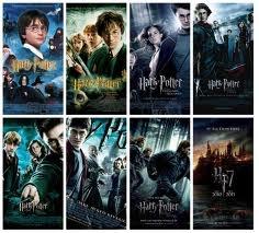 Imposible Haberse Perdido Alguna De Ellas Peliculas De Harry Potter Fotos De Harry Potter Temas