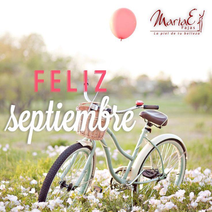Bienvenidas nuevas experiencias, bendiciones y alegrías. Feliz día para todos. ¡Feliz Septiembre! #Septiembre #HelloSeptember #welcomeseptember #love #friendship #fajasmariae #lapieldetubelleza