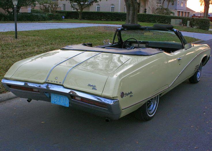 1968 Buick Skylark Convertible & 940 best Mid-size GM images on Pinterest | Dream cars Oldsmobile ... Pezcame.Com