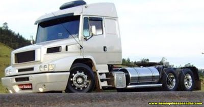 Os caminhões mais tops do mundo! « As Máquinas Pesadas