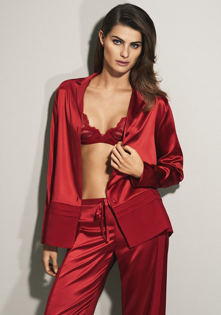 Find great deals on eBay for red silk pajamas. Shop with confidence.