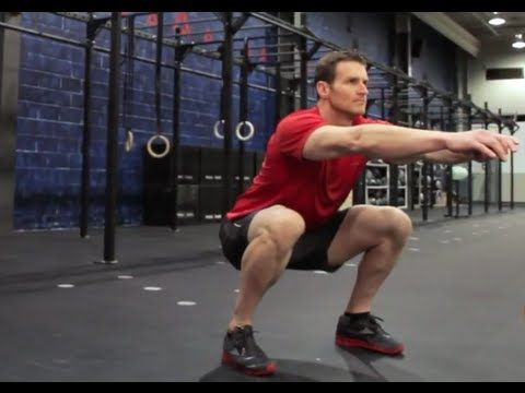 Perfect Squat Form with David Jack: 30-Second Fitness