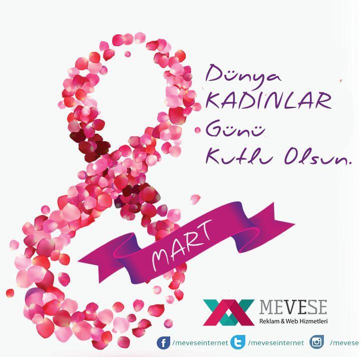 8 Mart Dünya Kadınlar Günü Kutlu Olsun !  #8mart #dünyakadınlargünü #kadınlargünü