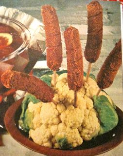 When you look at how drugged-up people were back in the 60s, dishes like this make sense. • Cindy's Cupboard: Vintage Cook Books
