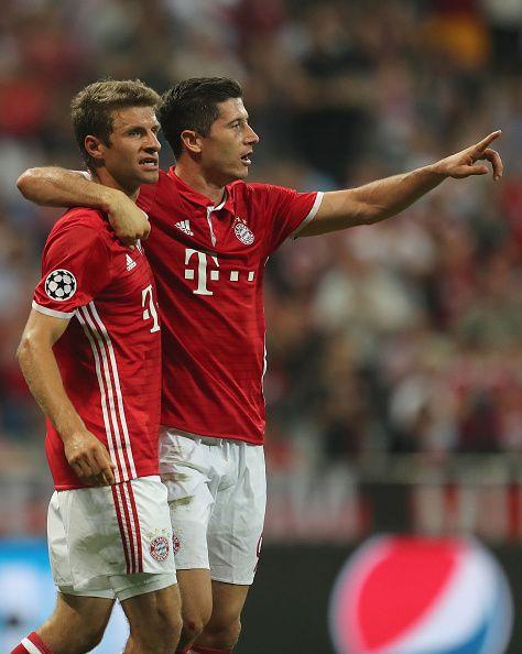 Müller and Lewandowski