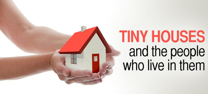 Did you know that 68 percent of tiny house dwellers live mortgage-free? #infographic