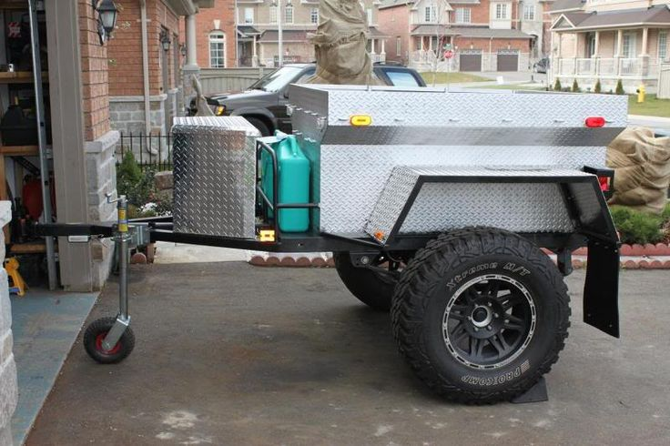 Build A Bug Out Trailer : Images about camping and bug out trailers on