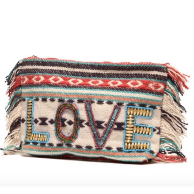 All You Need Is Love Clutch in Coral ále by Alessandra Buy Cheap Release Dates Clearance Shop For Sale Wiki Lowest Price For Sale h0FRdw