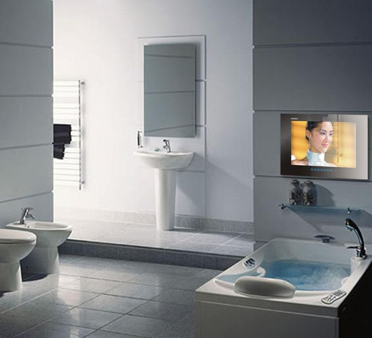 Bathroom Tv Ideas
