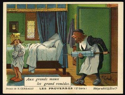 9. Aux grands maux les grand remèdes (A mali estremi, estremi rimedi),1908-10