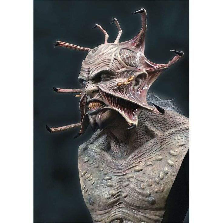 Jeepers Creepers The Creeper Life Size Bust Jeepers Creepers Creepers Life Size