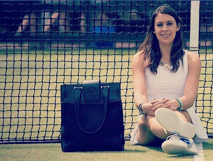 Joyeux anniversaire Marion! @bartolimarion  10-2  Photo/Foto: Unknown/Desconocido  #marionbartoli #marion #bartoli #wimbledonchampion #fila #prince #tennis #tenis #wta #atp #champion #france #happybirthday #joyeuxanniversaire #birthdaygirl