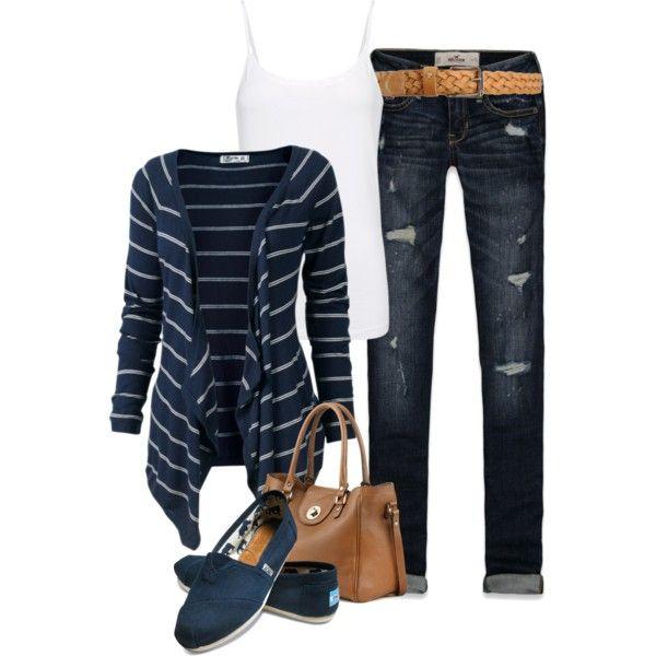 Combinação perfeita branco e azul.