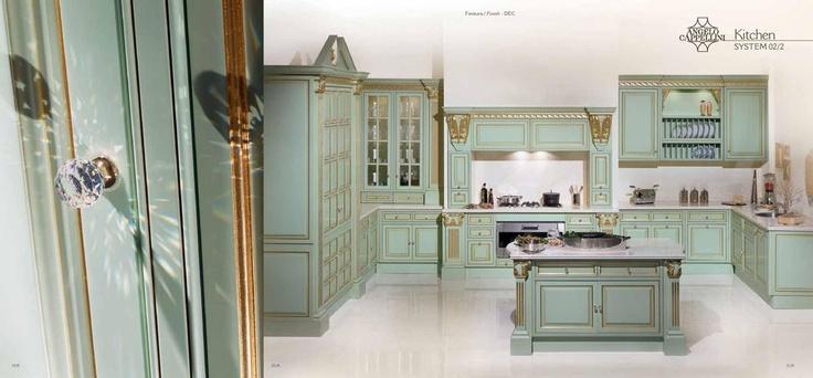 Luxusní kuchyňský systém od Angelo Cappellini, více na: http://www.saloncardinal.com/galerie-angelo-cappellini-d61