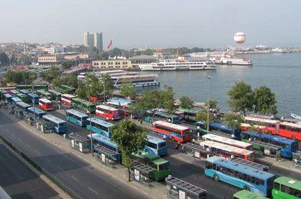 Kadıköy bus station