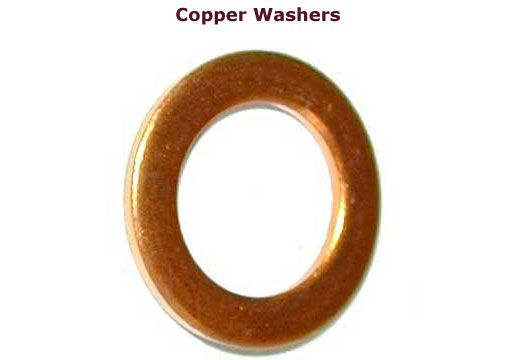 Copper Washers #CopperWashers  We are one of the largest producers of #CopperWashers #CoppersealingWashers #CopperFlatWashers  to DIn 125 DIn 126 ISO 7089 BS 4320  A type B type  DIN 7603.  We also offer #Coppersheetmetalwashers #pressedwashers #Cupwashers #Springwashers #Crushwashers etc.
